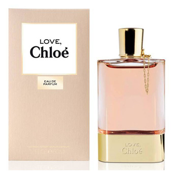 Chloe Love Chloe fragrance - £38.50 - 30ml or £66.50 for 75ml available at The Perfume Shop.