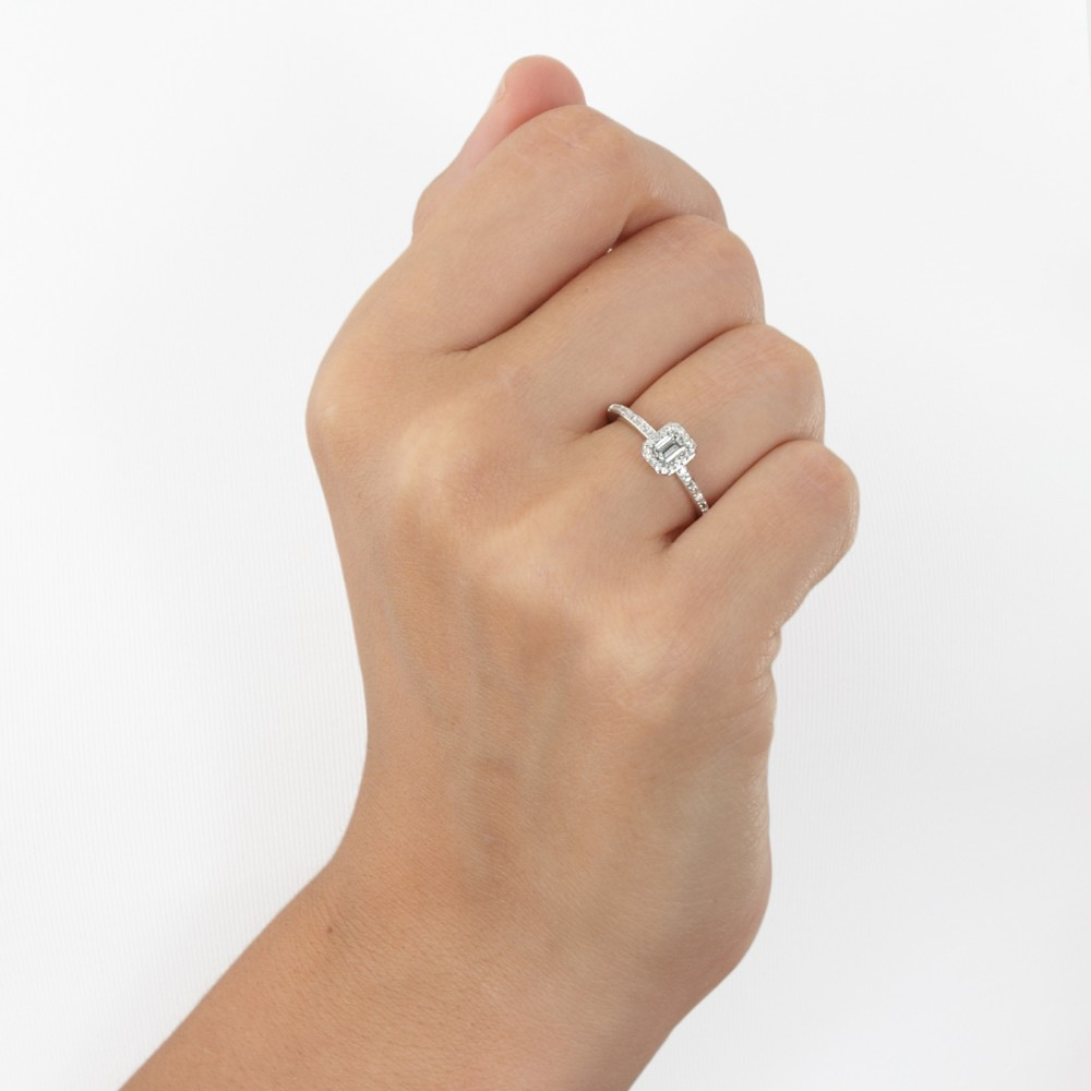 tiny rings trend engagement and wedding rings tiny wedding ring The Astley Clarke Grace Vertical Diamond Ring isn t the