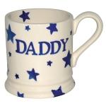 Emma Bridgewater Daddy Star mug