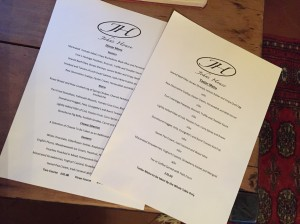 John's House_menu