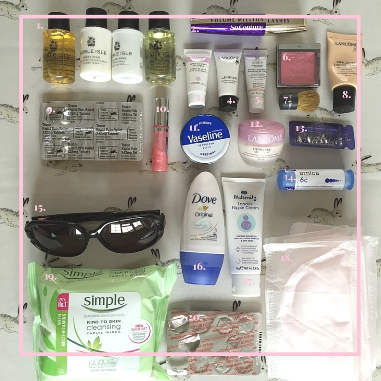 What to pack in Hospital bag 1