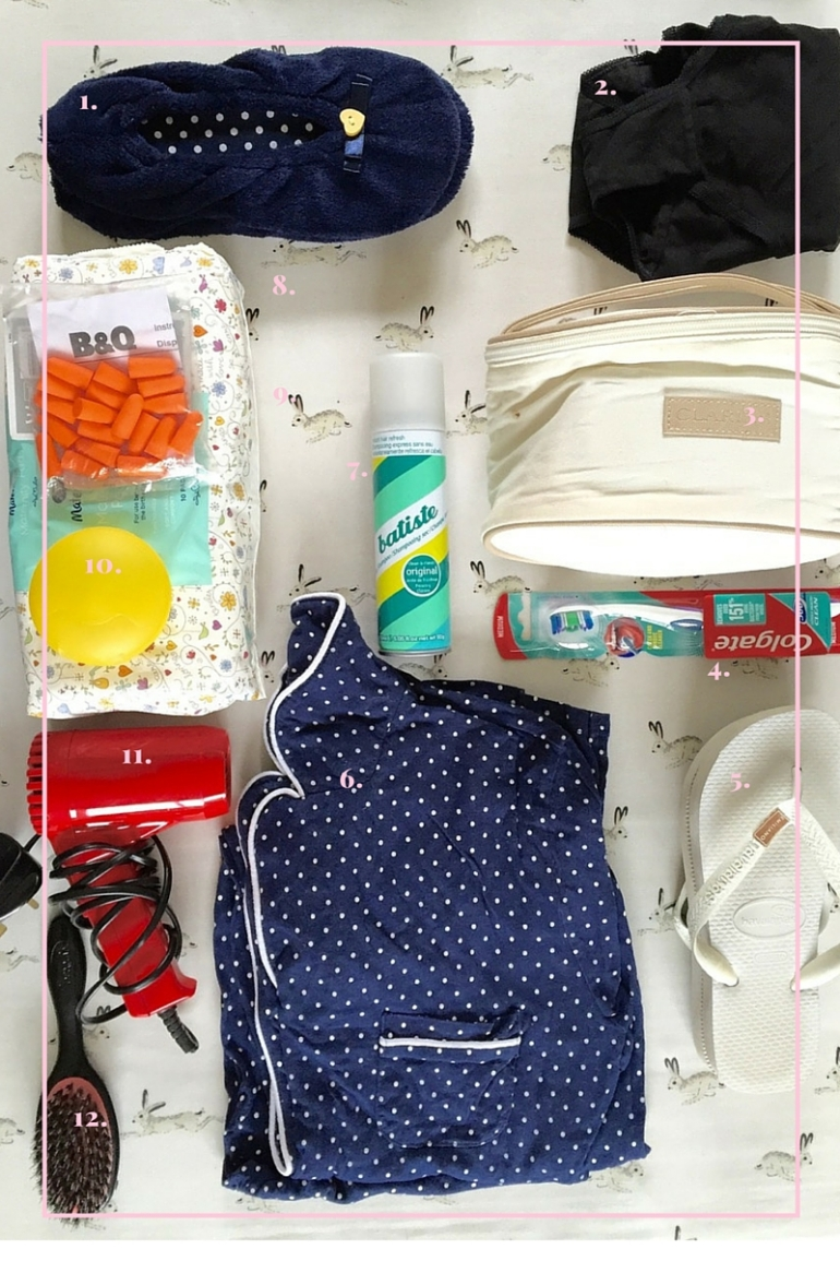 What to pack in Hospital bag 2