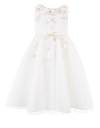 Monsoon blossom flower girl dress