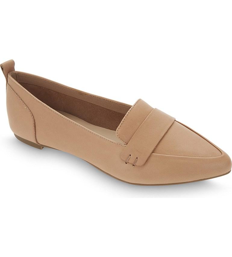 Aldo Cherryhill leather loafers