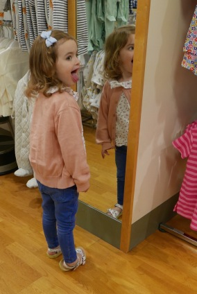 John Lewis Nottingham childrens shoe fitting 4