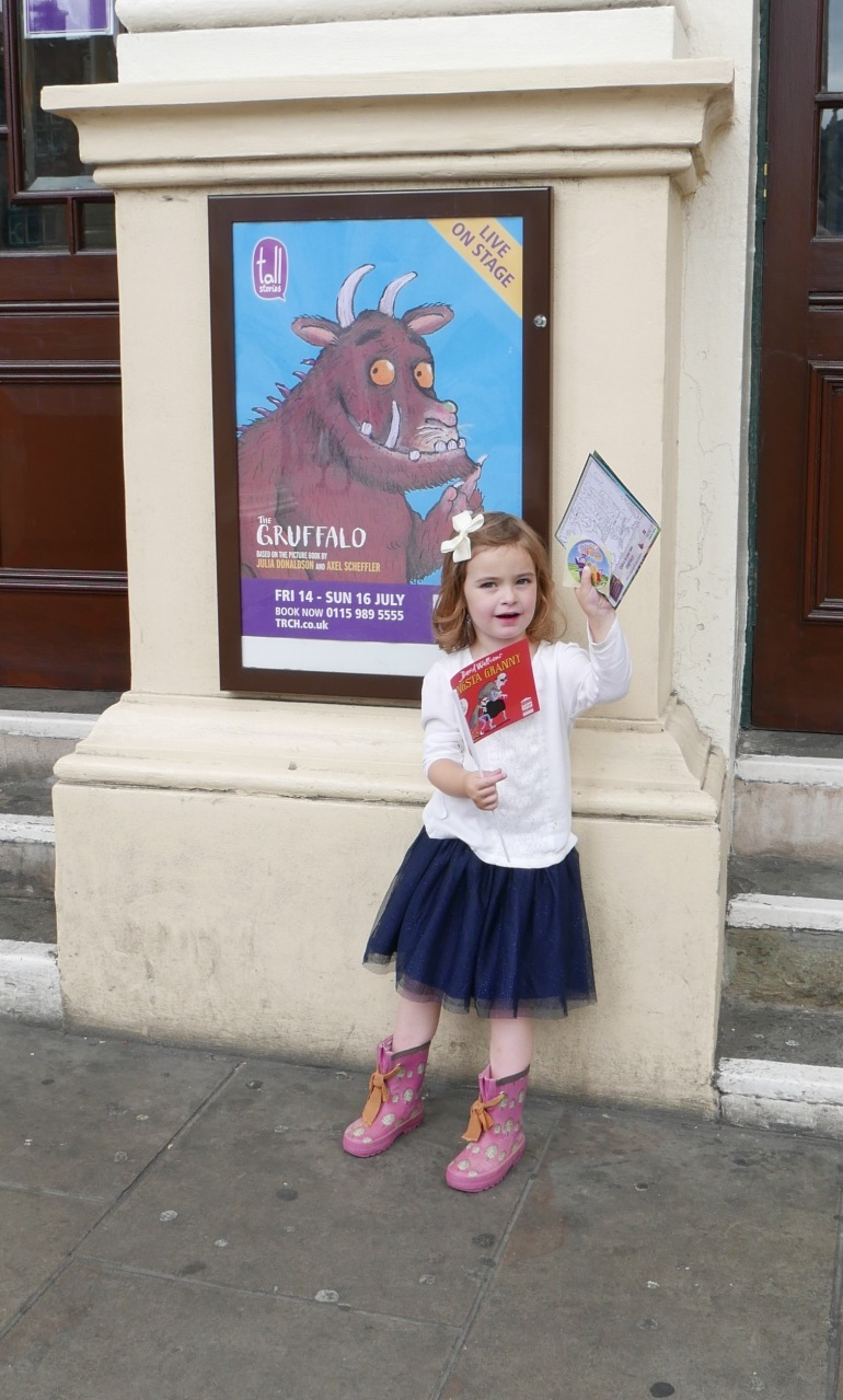 Gruffalo on stage review 2