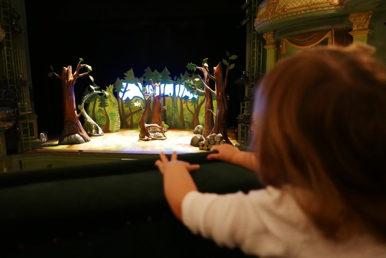 Gruffalo live on stage review
